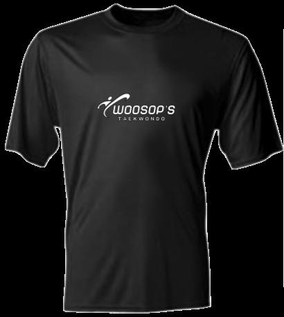 WooSop's TKD T Shirt $20